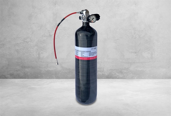 Image of 300 bar Carbon Dykkerflaske - 3 liter