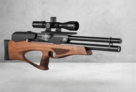 Air Arms Galahad HP Rifle 4,5 mm, Valnød