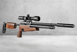 Air Arms S510 R TDR 4,5 mm, Valnød