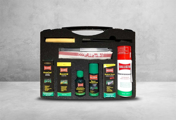 Image of Ballistol Gun Care Set