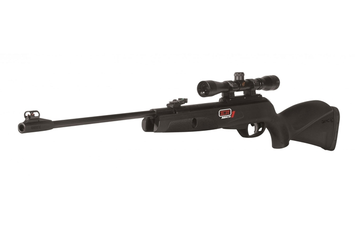 Image of   Gamo Black Knight IGT Mach 1 4,5 mm - inkl sigtekikkert