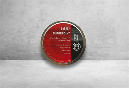 Geco Superpoint 4,5 mm 7,7 grain