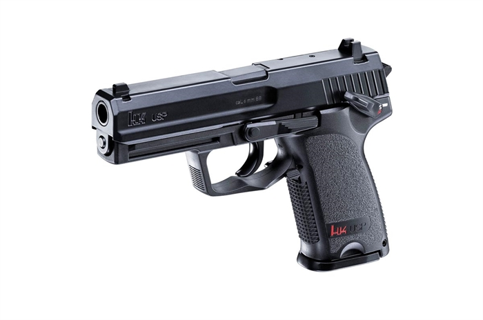 Image of   Heckler & Koch USP Black 6 mm