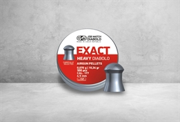 JSB Exact Heavy Diabolo 4,52 mm 10,34 grain