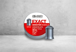 JSB Exact Monster Diabolo 4,52 mm 13,43 grain