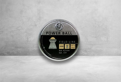 RWS Power Ball 4,5 mm 9,4 grain