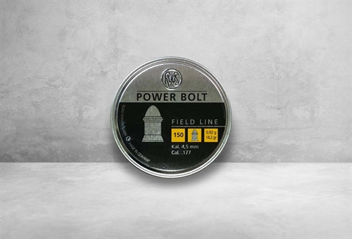 RWS Power Bolt 4,5 mm 14,2 grain
