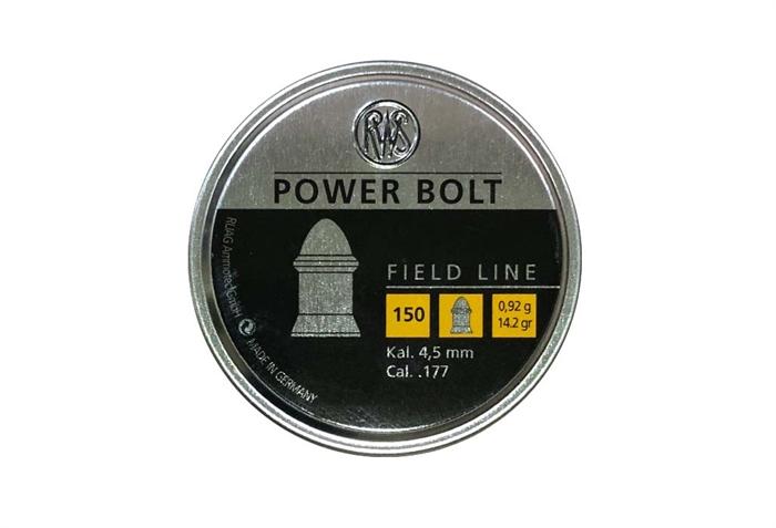 RWS Power Bolt 4,5 mm 14,2 grain