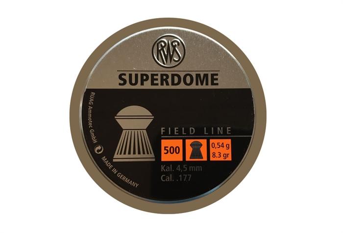 RWS Superdome 4,5 mm 8,3 grain