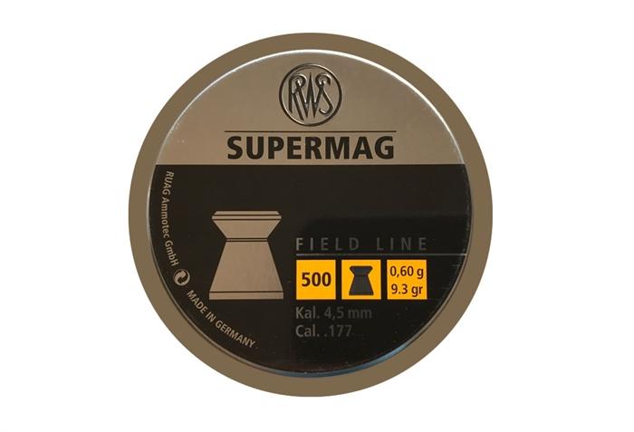 RWS Supermag 4,5 mm 9,3 grain