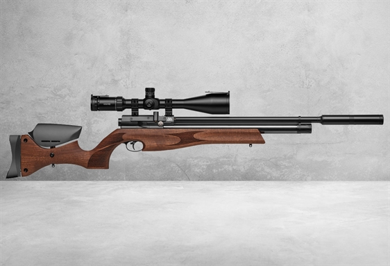 Image of Air Arms S510 XS Ultimate Sporter Rifle 4,5 mm, Valnød