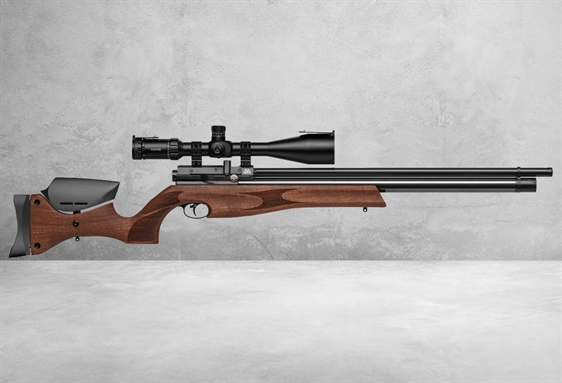 Image of   Air Arms S510 XS Ultimate Sporter Xtra 4,5 mm, Valnød