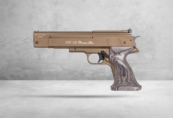 Image of   Weihrauch HW 45 Bronze Star 4,5 mm
