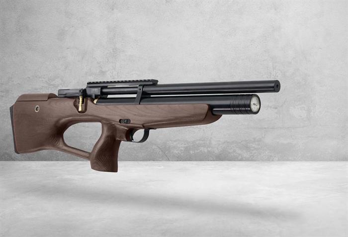 Zbroia Kozak 330 Walnut 4,5 Mm Zbroia Luftgevær